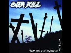 Overkill - Save Me (Studio Version)