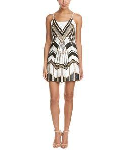 alice + olivia Jasmin Shift Dress is on Rue. Shop it now.
