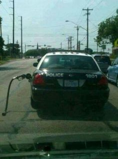Ahahahahaha! Awesome! Cop Fail!