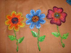 Flores (percheros)