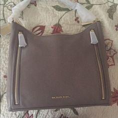 Michael Kors purse brownish MK purse Michael Kors Bags Shoulder Bags