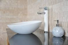 Image result for white modern bathrooms