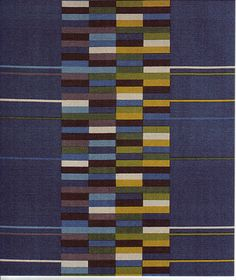 fabric by Lucienne Day. not a quilt, but great idea for a quilt!