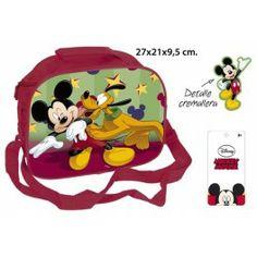 Bolsa de Mickey. www.elchollofallero.com