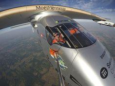 #SolarImpulse team plans solar-powered satellite