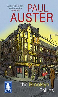 Brooklyn Follies - Paul Auster, Είναι δύσκολο να διώξεις τη σκιά ενός εξαιρετικού βιβλίου όπως η Τριλογία της Νέας Υόρκης από το Brooklyn Follies. Mήπως τελικά αυτό το βιβλίο είναι όπως λένε το καλύτερο του Auster; ... Paul Auster, Brooklyn, Literature, Books, Movie Posters, Literatura, Libros, Book, Film Poster