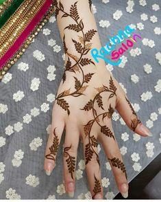 Indian Henna Designs, Henna Designs Feet, Mehndi Designs For Girls, Mehndi Designs For Beginners, Stylish Mehndi Designs, Mehndi Designs For Fingers, Mehndi Design Photos, Unique Mehndi Designs, Simple Mehndi Designs