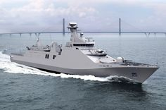Naval Open Source INTelligence: AMS Wins Electrical Package For Naval Frigate