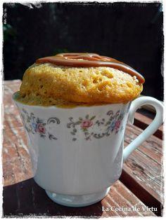 Web con recetas faciles para el día a día  y sobre todo con  microondas Mug Recipes, Sweet Recipes, Cake Recipes, Snack Recipes, Snacks, Buttermilk Cookies, Micro Onde, Cookies And Cream, Cakes And More