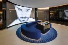 Cool offices: DIRECTV headquarters in Los Angeles, USA