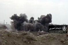 Χθες, κάπου στη Συρία ! (video)