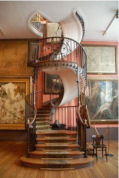 Stairway. TT
