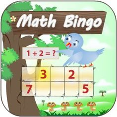 Math Bingo.  En grei matte applikasjon, for å lære å regne.