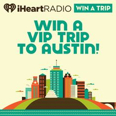 Win a VIP Trip to Austin City Limits Music Festival {US}... sweepstakes IFTTT reddit giveaways freebies contests