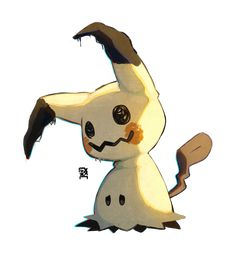 Mimikyu by LunarThunderStorm on DeviantArt Pokemon Go, Ghost Pokemon, Pokemon Comics, Cute Pokemon, Pokemon Fusion, Pokemon Cards, Pokemon Original, Ghost Type, Pokemon Tattoo