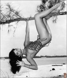 Bettie Page http://www.kickstarter.com/projects/1925960215/art-of-the-pin-up-girl-staged-reading-of-a-new-mus