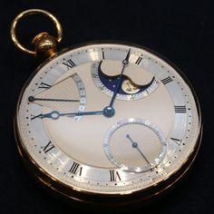 Breguet Pocket Watch Hands-On: Antique 2567, No. 5 Replica, And 1907BA