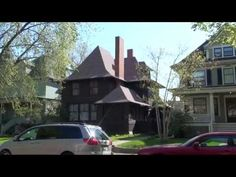 Frank Lloyd Wright Designed George Smith Home, Oak Park Il. - YouTube