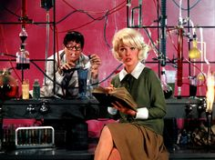 The Nutty Professor, 1963 starring  Jerry Lewis