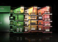 Heineken World of Beer for duty free areas by UXUS