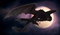 Beware of the Night Fury....for Toothless is hunting for your hidden fish that you stored secretly.