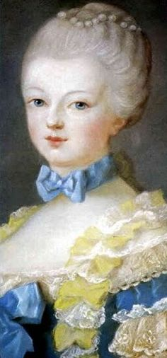 Young Marie Antoinette Painting    All Things About Marie   Rosamaria G Frangini