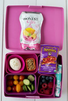 Creative Kids Lunch Ideas on www.pineappleandcoconut.com