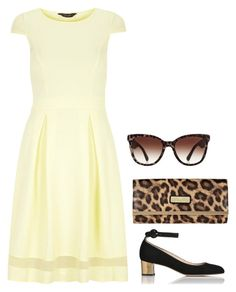 #399 by nandamfontes on Polyvore featuring moda, Dorothy Perkins, L.K.Bennett, River Island and Dolce&Gabbana