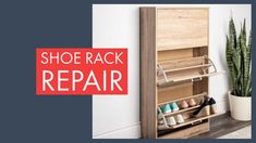 How to repair shoe rack, cabinet Shoe Cabinet, Shoe Rack, Collaboration, Easy, Shoes, Home Decor, Zapatos, Decoration Home, Shoes Outlet