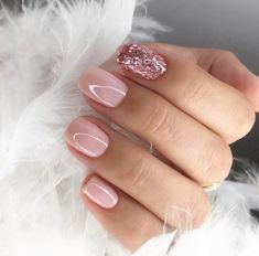 nail designs coffinnail designs for short nails easy full nail stickers nail art stickers at home nail art strips Nail Design Spring, Spring Nail Art, Perfect Nails, Gorgeous Nails, Cute Nails, Pretty Nails, Hair And Nails, My Nails, Short Gel Nails