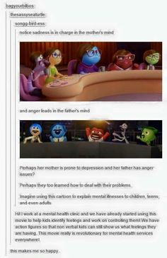 "Inside Out. ""Kids"" movies have the best details in my opinion."