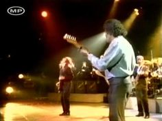 Gary Moore & The Midnight Blues Band - still got the blues LIVE FULL - YouTube