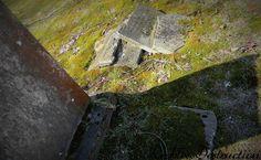 abandoned grave yard, broken headstone, #Forgottenseries