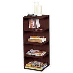 READERS STAND MAHOGANY