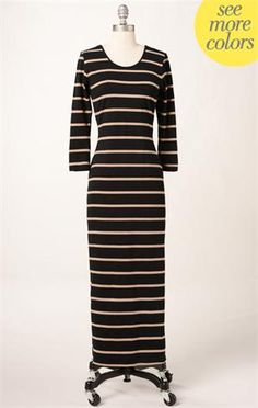 Union Square Maxi  I'm pinning for a chance to win the DownEast Basics Fall Back to Basics Sweepstakes