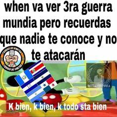 Que bueno que de esos yo vivo en el menos reconocido  GUATEMALA :V
