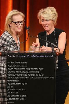 Meryl's quotes, phrases, thoughts...#73