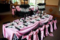Vintage Barbie Party!