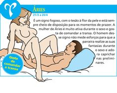 posição sexual áries