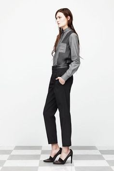 Alexander Wang Autumn/Winter 2012 Pre-Fall Collection | British Vogue