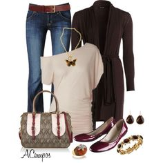 """""""Ballet Flats"""" by anna-campos on Polyvore"""