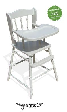 uploaded by user wooden chairs wooden high high chair forward vintage ...