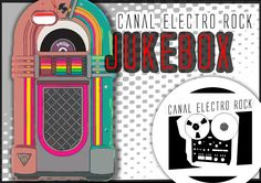 Canal Electro Rock News: JukeBox Canal Electro Rock - Fevereiro 01 (2016)