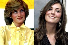 Lady Diana, Princess of Wales and her daughter in law