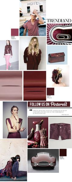 Curating the Curated: Burgundy | Trendland: Fashion Blog & Trend Magazine