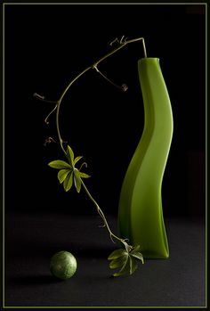 Curves of green