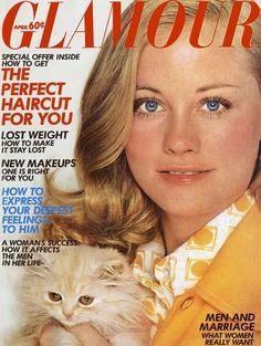 First Looks: Seventies Nostalgia With Anne Christensen's New Zine Hair Magazine, Glamour Magazine, Vogue Magazine, Vintage Vogue, Vintage Glamour, Beverly Peele, Beverly Johnson, Cybill Shepherd, Patti Hansen