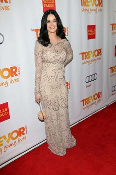 #celeb #charity Katy Perry attends The Trevor Project's 2012 #TrevorLive at The Hollywood Palladium on 12/2/12