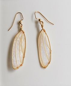 Enchanting Wing Earrings