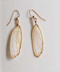 Enchanting Wing Earrings